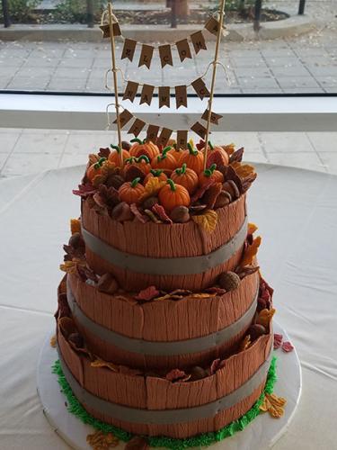 Conf cake